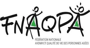 Logo de la FNAQPA avec baseline