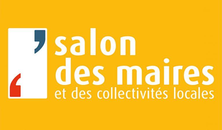 Logo Salon des Maires 2020 560x370